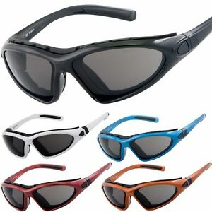 e0401fc9c6f Image is loading WYND-Blocker-POLARIZED-Sunglasses-Sports-Motorcycle -Running-Driving-