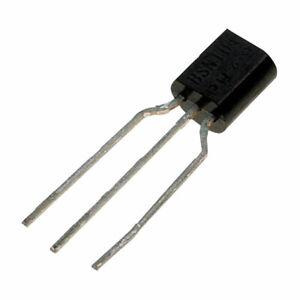 Pack of 2 BC557C PNP General Purpose Transistors 10 or 20 5