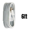 miniature 13 - USB Fast Charging Cable 6Ft 3Ft For Apple iPhone 12 11 8 7 6 Plus X Charger Cord