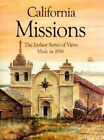California Missions The Earliest Series of Views Made in 1856 9780883881194