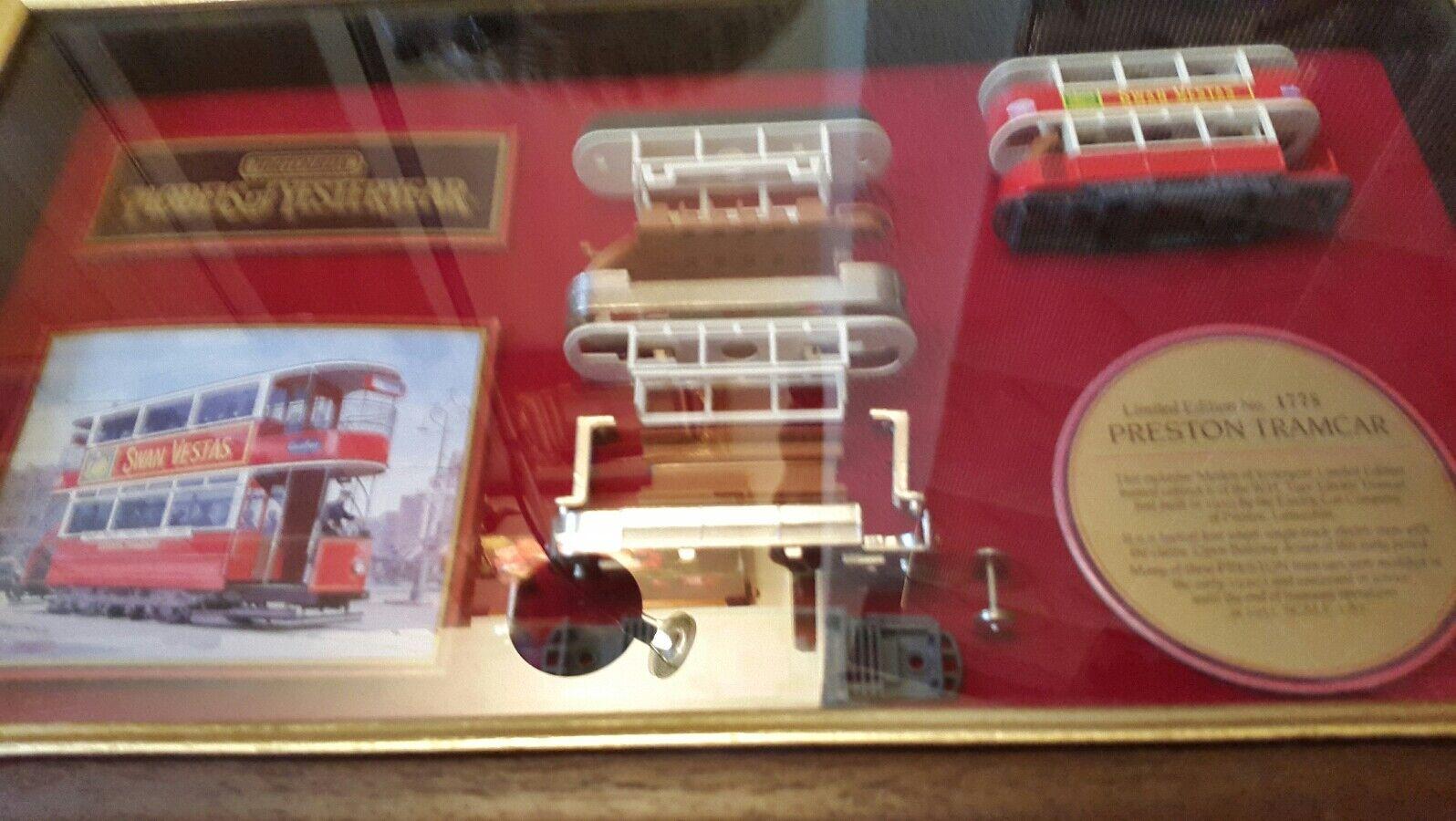 Matchbox. Matchbox. Matchbox. models of Yesterday. Preston tramcar.no 1778 e0ec70
