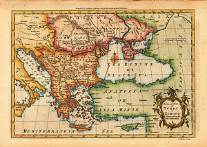 A Poster Vintage Style Map Of Europe Picture Art World Globe - Vintage europe map poster