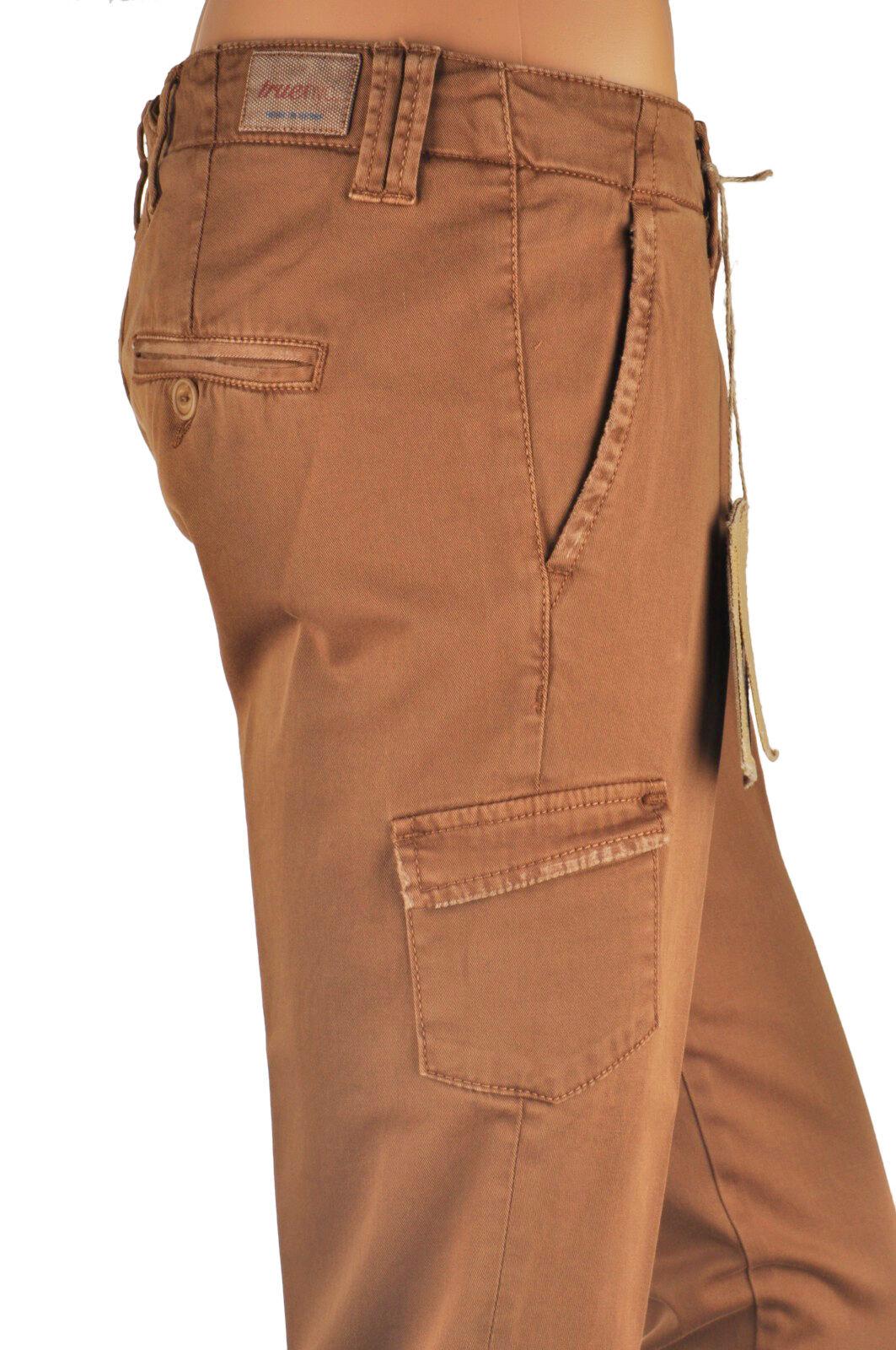 Truenyc  -  Pants - female - Brown - 181626A184324