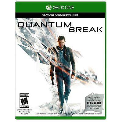 Quantum Break - Xbox One Brand New