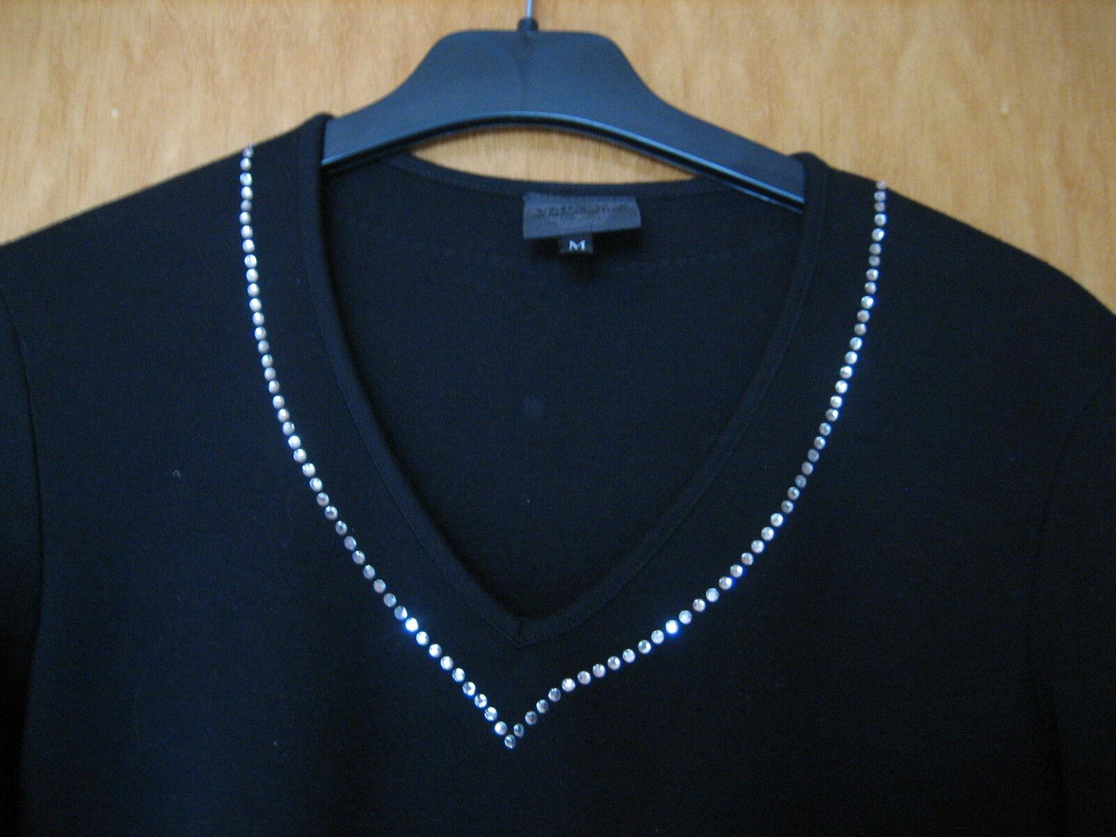 Original Versace Pullover schwarz Größe M | | | Qualität Produkte  f7339f