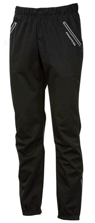 PROGRESS Thermo Laufhose Langlaufhose Outdoorhose mit Softshell top Qualität NE