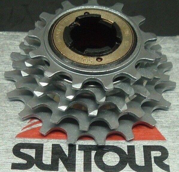 SunTour Winner Pro NEW   NOS 13T-19T 5-Speed Road Freewheel Vintage NIB