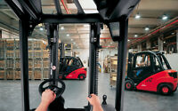 Forklift Safety Training Certification, Dvd & Materials