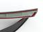 For 2020 Toyota Corolla Carbon fiber Front Bumper Both Side Lip Molding Trims