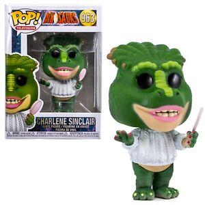 Dinosaurs Charlene Sinclair POP TV