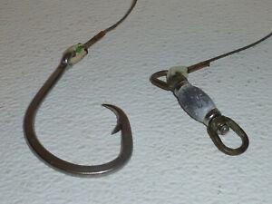 Circle-Hook-Steel-Braid-Leader-Large-Heavy-Duty-Shark-18-034