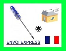 Tournevis Torx T8 Tamper Microsoft Xbox 360, Ps3, Ps4 PlayStation 3 Slim NEUF