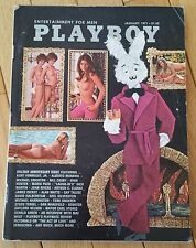 PLAYBOY MAGAZINE JANUARY 1971 HOLIDAY ISSUE MAE WEST JOAN RIVERS BILL COSBY