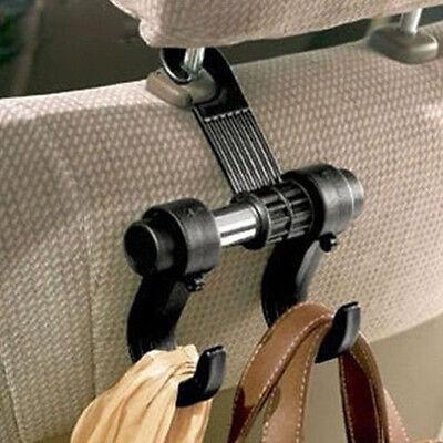 Useful Car Seat Bag Hanger Hook Accessories Organizer Clothes Hanging Holder HOT