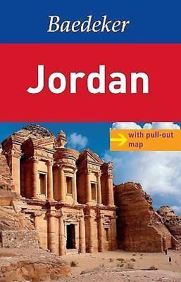 Jordan Baedeker Guide (Baedeker Guides) by Baedeker