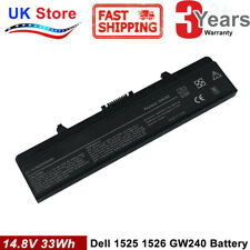 14.8V Battery for Dell Inspiron 1525 1545 1546 1750 1526 1440 Vostro 500 K450N