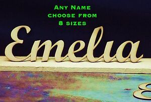 Connected-Script-LETTERS-NAMES-Sign-Plaques-8-sizes-Wall-Door-Cot-Mobile-ToyBox