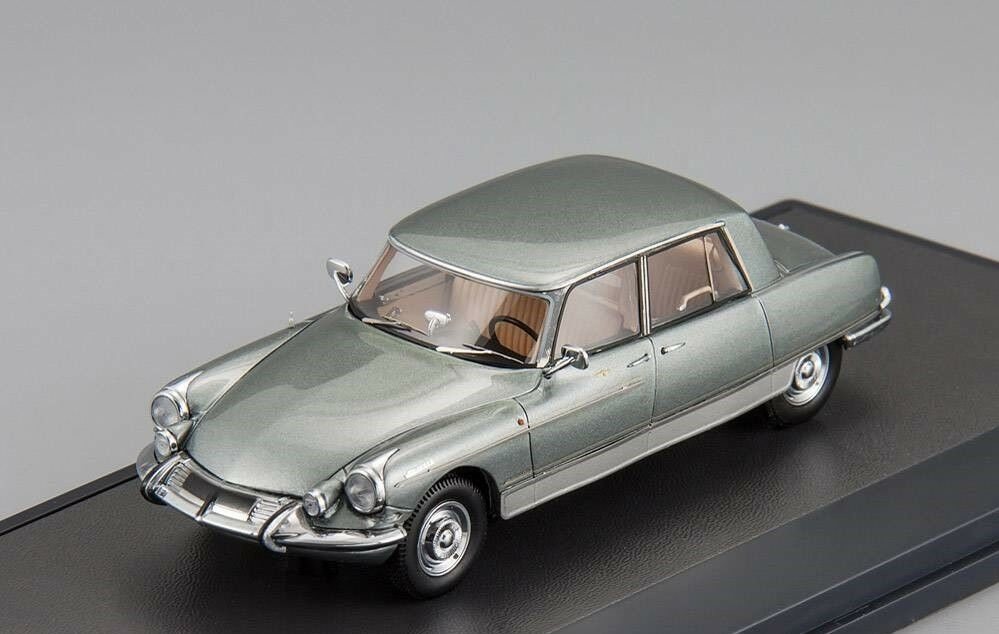 Citroën ds majestät salon 1966 von henry chapron matrix mx50304-041 1 43