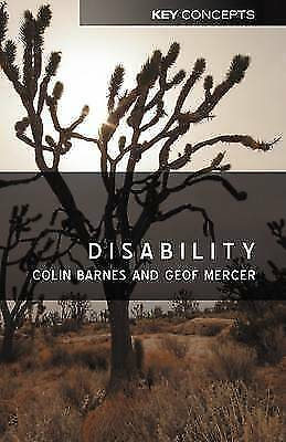 1 of 1 - Disability by Barnes, Colin, Mercer, Geof