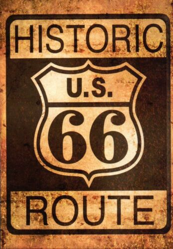 America/'s Highway Travel Car Road Map etc Ultimate Lot of 9 Postcards ROUTE 66