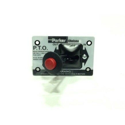 Chelsea Parker PTO Switch and Pressure Regulator Valve 329648X