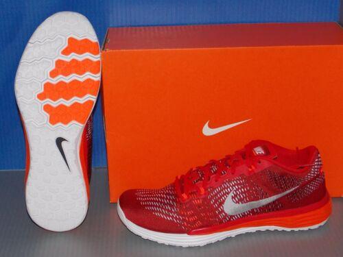 Tamaño Ttl Lunar para Nike University 9 en Caldra hombre Red Crimson colores White PUd4zBwxq