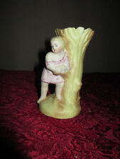 petit vase en biscuit