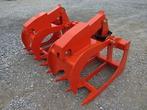Details about Kubota Skid Steer Attachment - 66