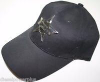 Pbr Professional Bull Riders Ball Cap Hat Rodeo Cowboy Bull Sheriff Star Pro