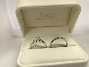 Jared-14K-White-Gold-1-2-CTW-Princess-Cut-Diamond-Engagement-Wedding-Set