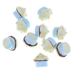 10pcs-Mushroom-Cup-Cake-Miniature-Food-Models-Dollhouse-Accessories-S-ME