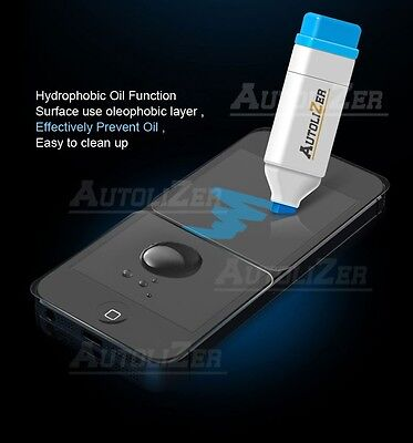 High Quality Premium Real Tempered Glass Film Screen Protector for iPhone 5S 5C