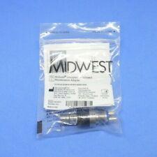 Midwest Lowspeed Attachment Maintenance Adapter Dental Handpiece