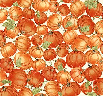 Harvest Bounty Nicole Tamarin Quilting Treasures BTY Tonal Brown Leaf Blender