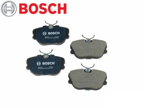 34111162481 Fits BMW E30 318i 325e Front Disc Brake Pads Bosch QuietCast BP493