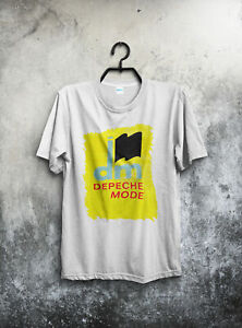 LIMITED EDITION NEU-Vintage-1988-Depeche-Mode-Usa T-Shirt Size S-5XL