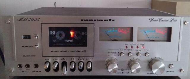 3 Belts Marantz 5030 Belt Kit For Cassette Deck