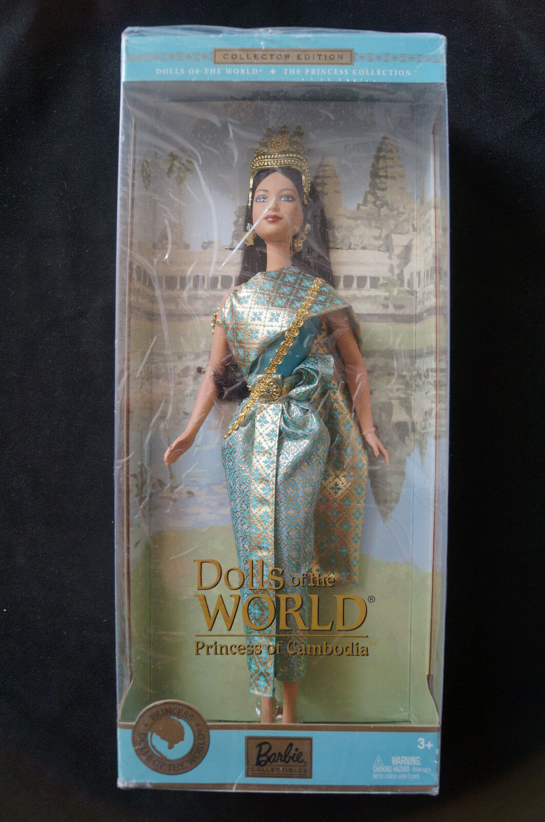 Barbie Princess of Cambodia - collection Princess of the world