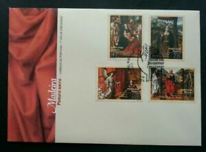 SJ-Portugal-Sacred-Painting-1996-stamp-FDC