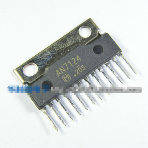 5PCS   AN7124 Audio Power Amplifier IC Integrated Circuit