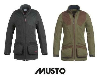Musto Ladies Clay Shooting Jacket   eBay