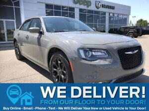 2019 Chrysler 300 300S | AWD | Leather | Low KM | Remote Start