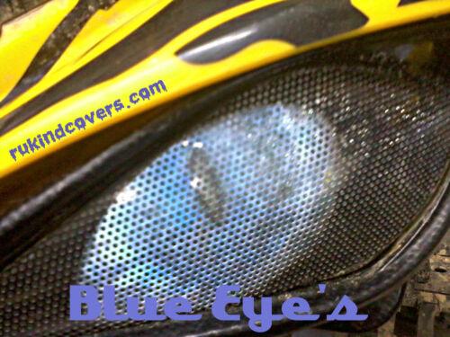 POLARIS RZR Polaris Sportsman 570 BLUE EYES HeadLight Cover/'s New Item