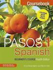 Pasos 1 Spanish Beginner's Course: Coursebook by Rosa Maria Martin, Martyn Ellis (Paperback, 2011)
