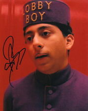 the grand budapest hotel purple bell lobby boy costume hat the grand budapest hotel s lobby boy signed