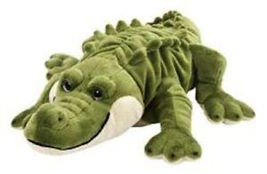 Wild-Republic-18-034-CROCODILE-Plush-Animal-Toy-Stuffed-BNWT
