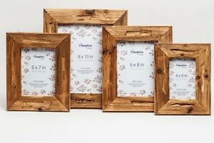 Driftwood-Rustic-Solid-Wood-Shabby-Chic-Unique-Distressed-Photo-Picture-Frame
