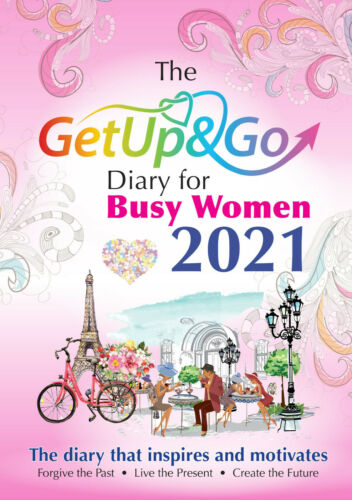 2021 The  Get Up /& Go Diary for Busy Women