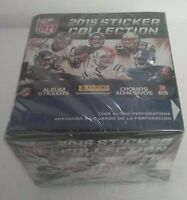 2015 Panini Nfl Album Stickers Box 50 Packs 7 Stickers Per Pack