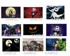 item 7 the nightmare before christmas stickers jack skellingtonbirthday party favors the nightmare before christmas stickers jack skellington birthday